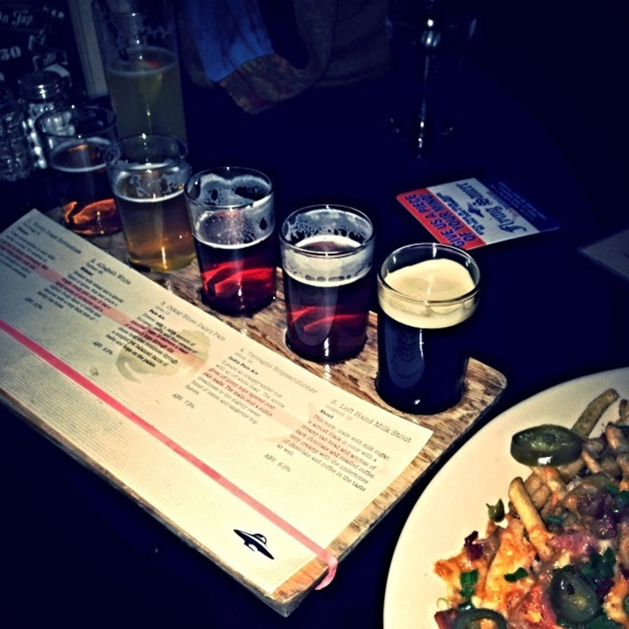 Sidney Austin Havas's photo of Start a Beer Drinking Journey at The Flying Saucer