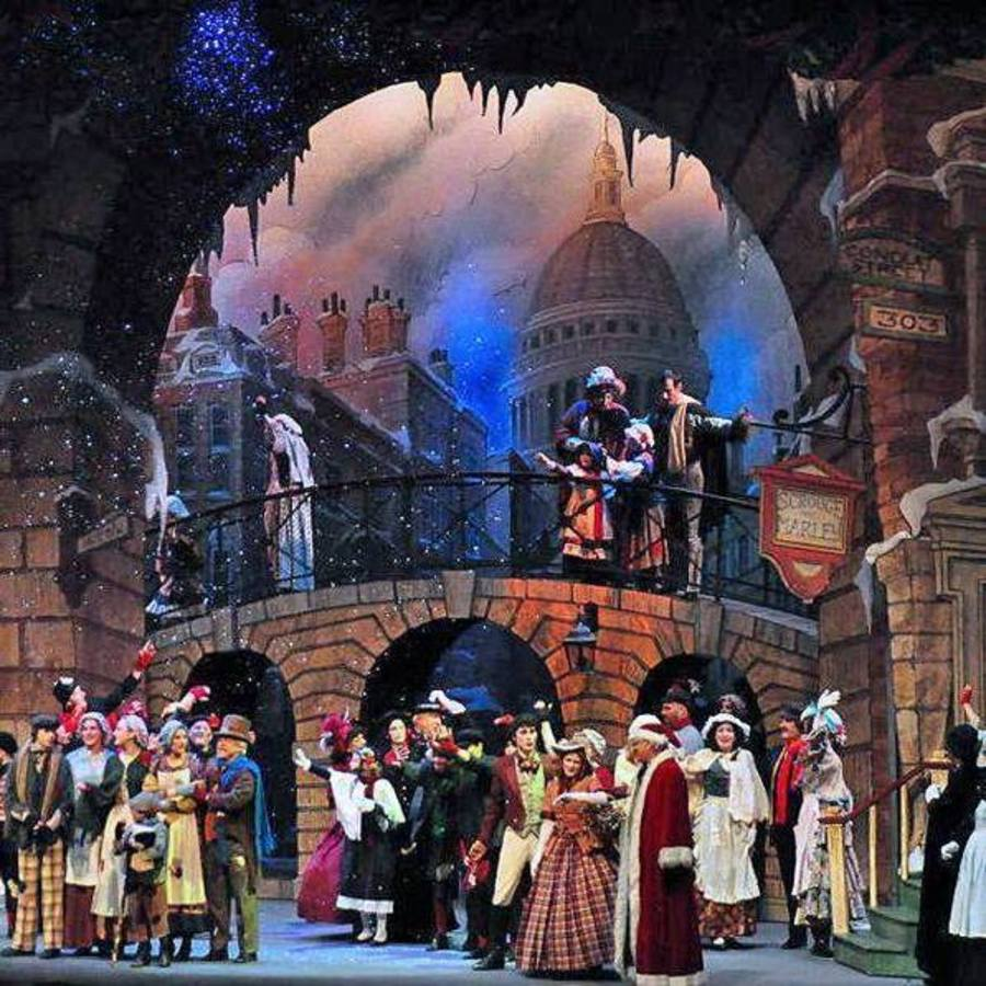 A Christmas Carol takes DPAC Durham Performing Arts Center