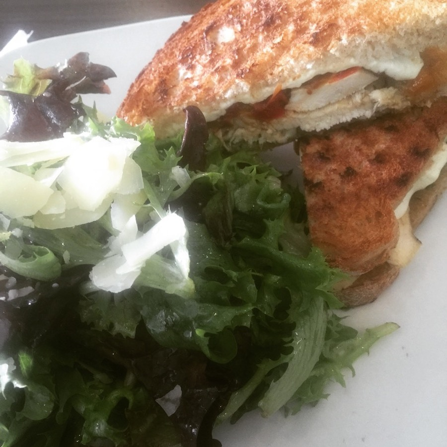 Alexandria Anderson's photo of Crunch into a Crostini at Toast