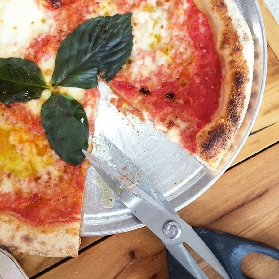 Experience Fresh, Neapolitan Pizza at Pompieri at Pompieri Pizza