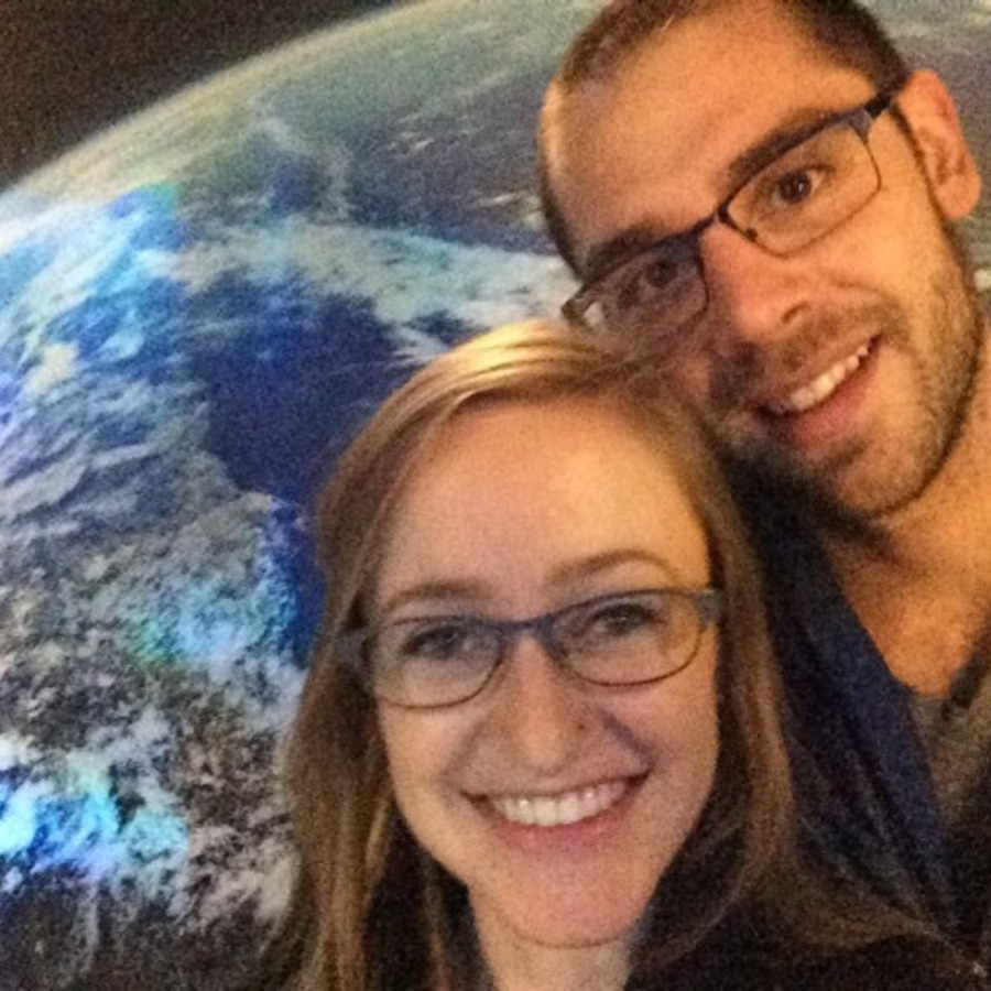 Sydney Gross's photo of Look into Space at Morehead Planetarium