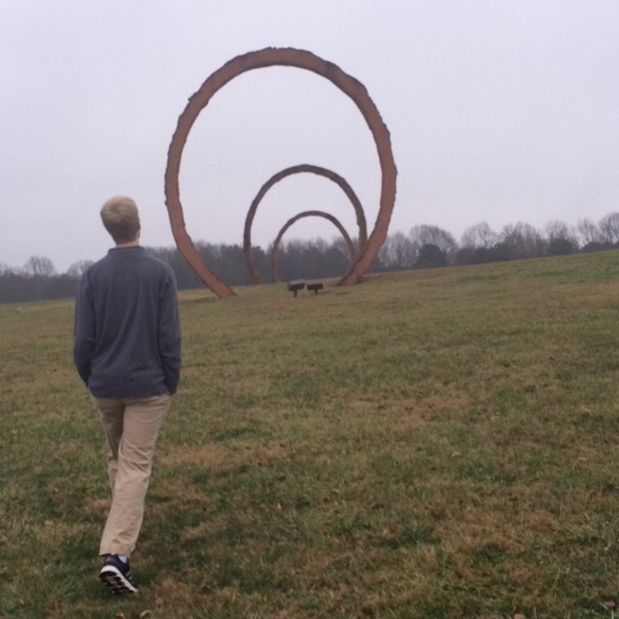 Julie McGinnis's photo of Visit the NC Museum of Art Park
