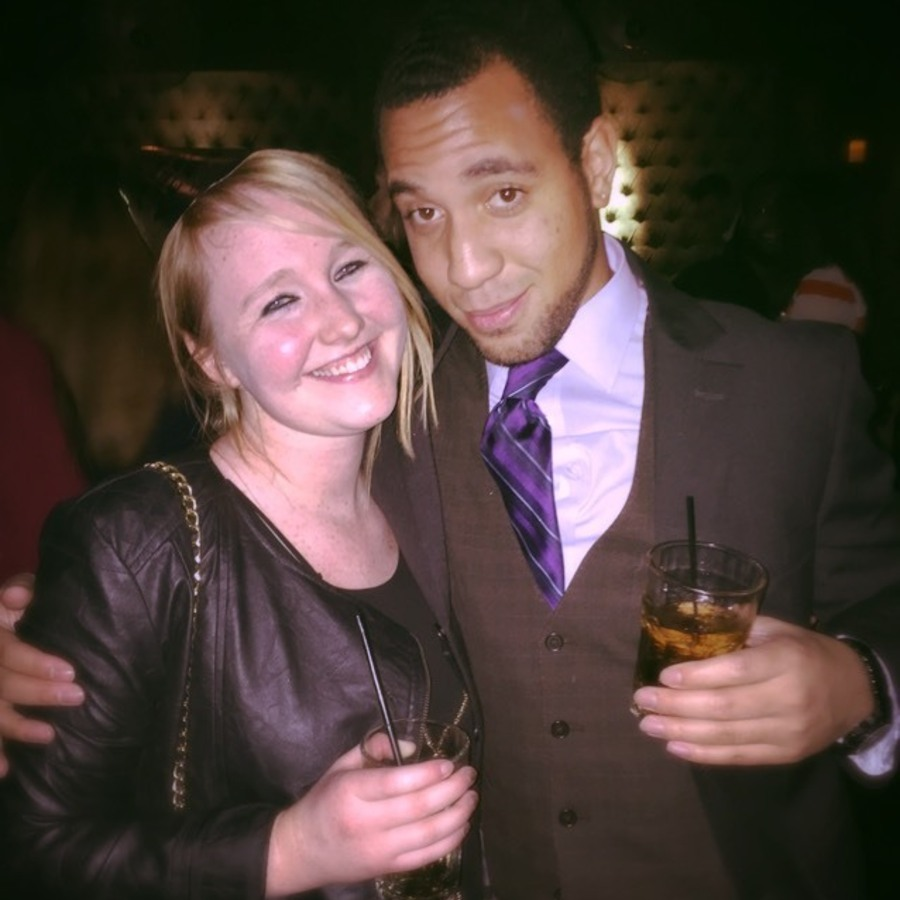 DeShawn Brown's photo of New Year's at the Architect is the Bees Knees
