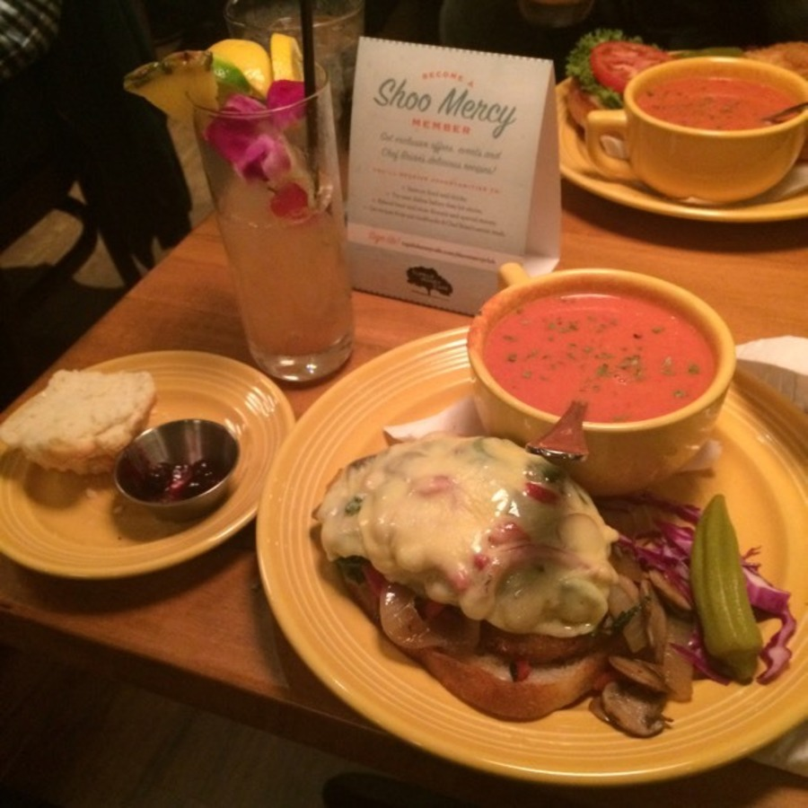 Julie McGinnis's photo of Take Care of Your Southern Food Needs at Tupelo Honey