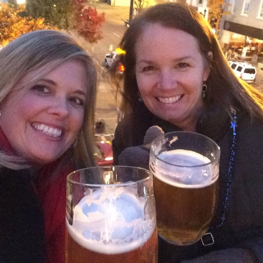 Tracy Masten Burke's photo of Have Drinks on Raleigh Times Patio