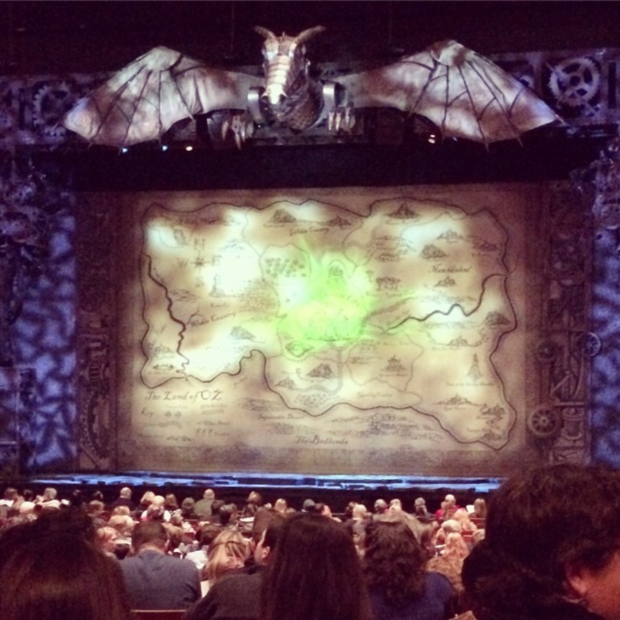 """Erika Elaine Glander's photo of Hear the Untold Story of the Witches of Oz in """"Wicked"""" at DPAC"""