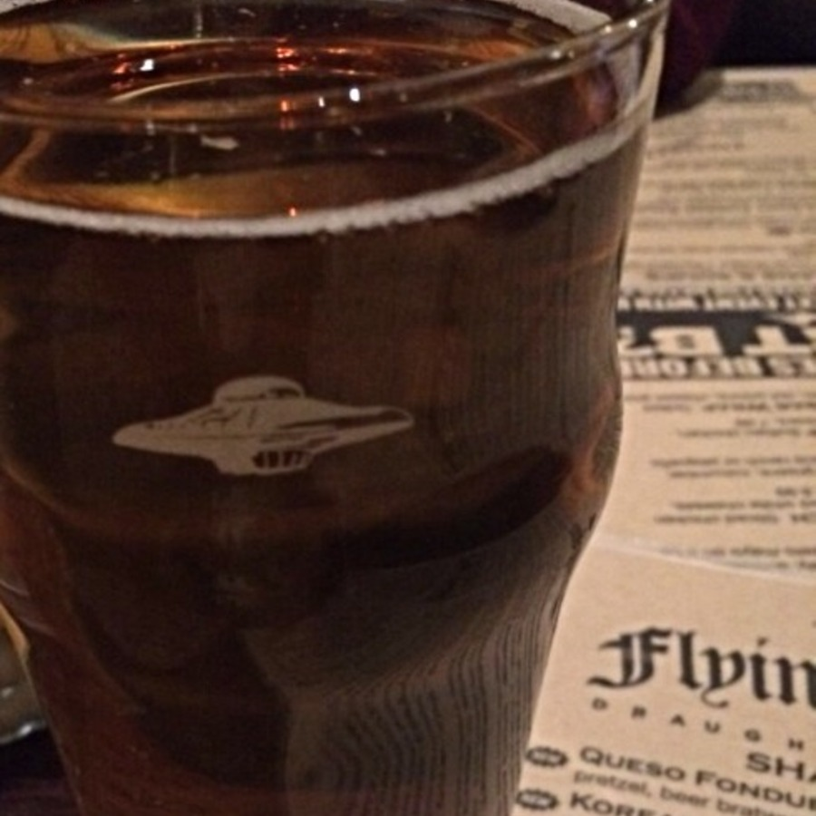 Vanessa Donohue's photo of Start a Beer Drinking Journey at The Flying Saucer