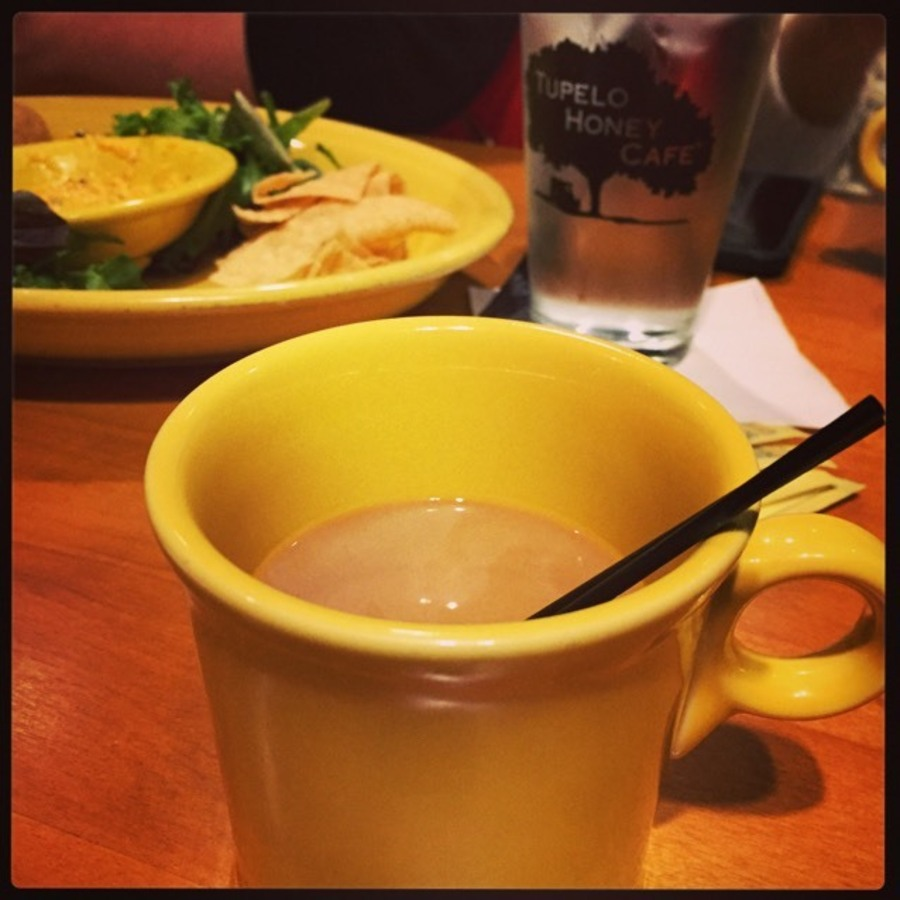 Allison Howard's photo of Take Care of Your Southern Food Needs at Tupelo Honey