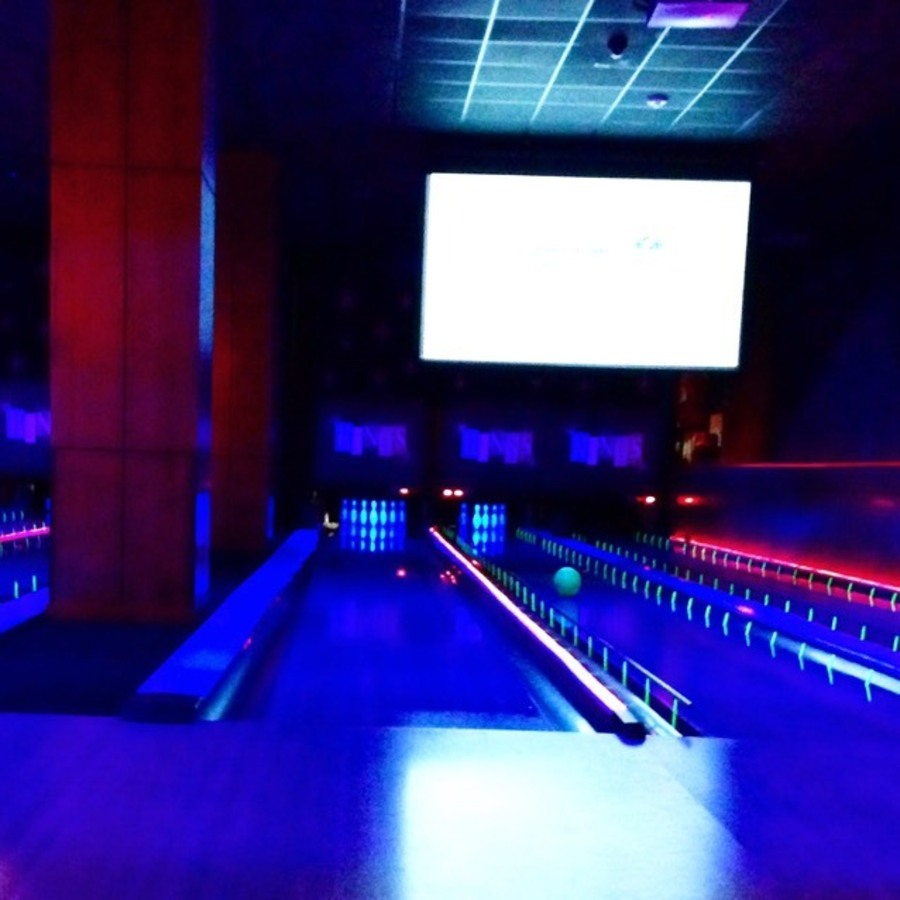 Trenton Walker's photo of Rule the Bowling Alley at Kings Bowl