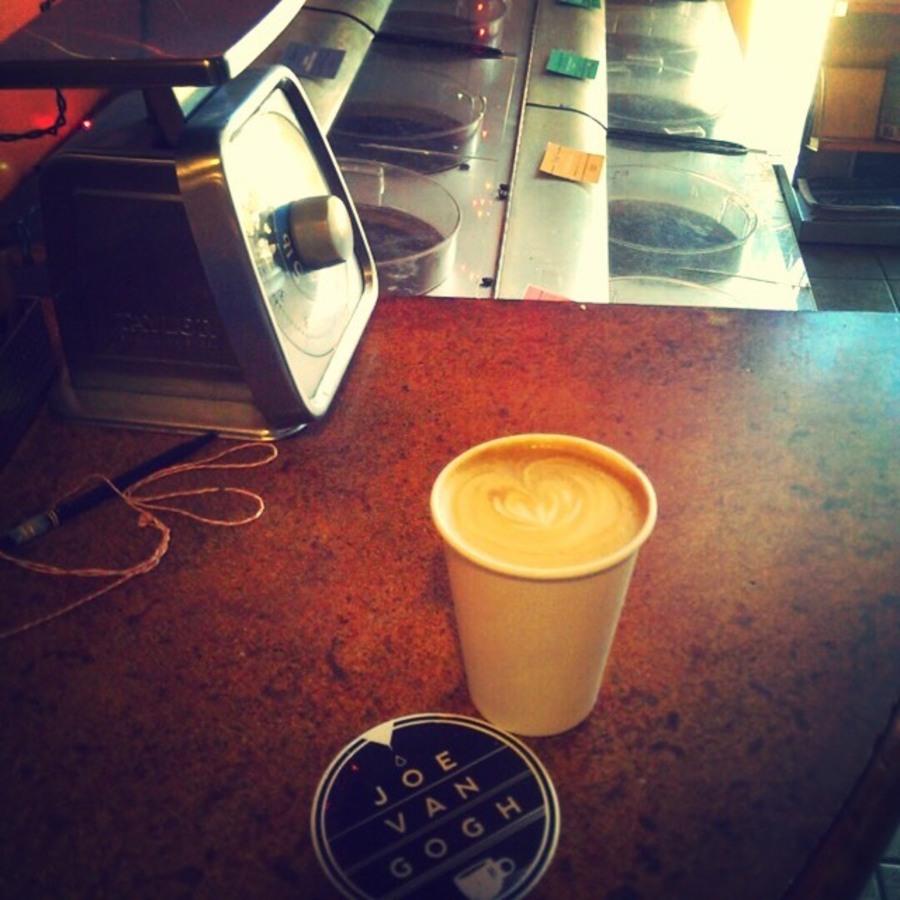 Haley LeClair's photo of Grab a Caffeine Pick-Me-Up at Joe van Gogh