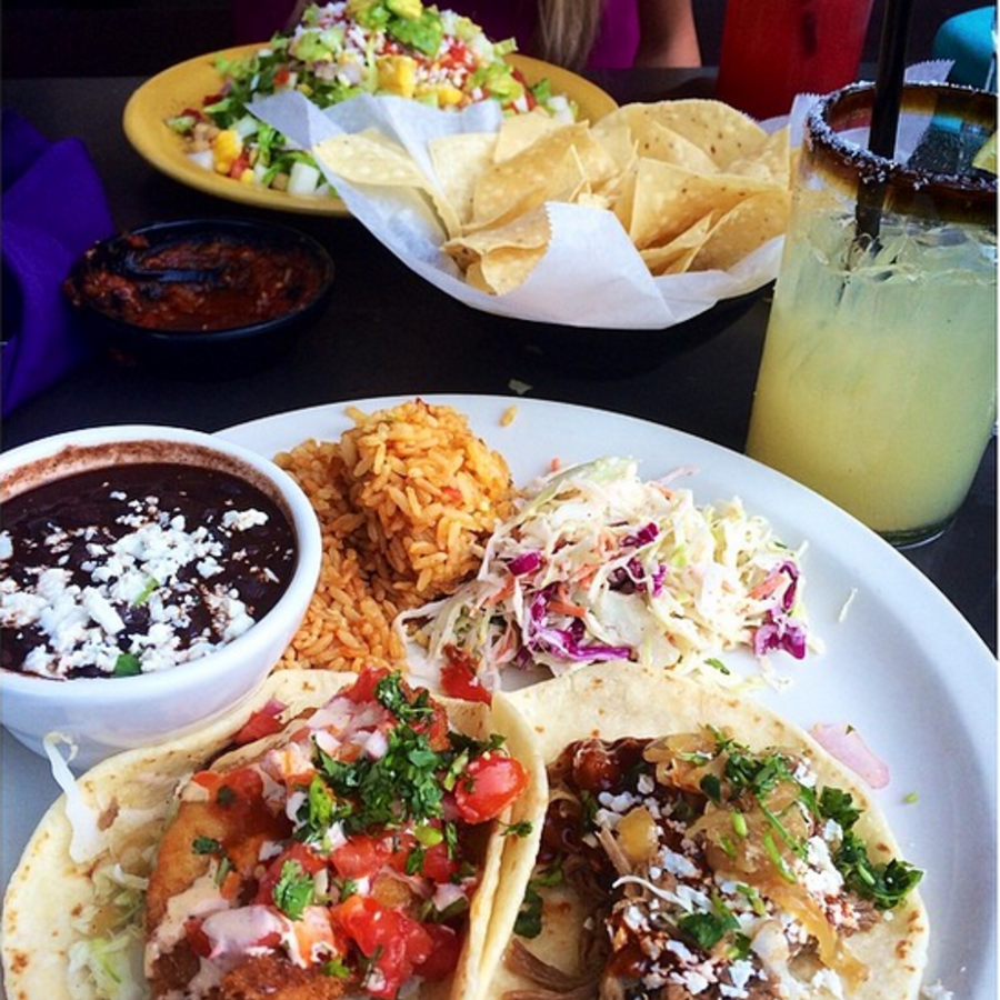 Take a Break with Tequila and Tex-Mex at Paco's Tacos at Paco's Tacos and Tequila