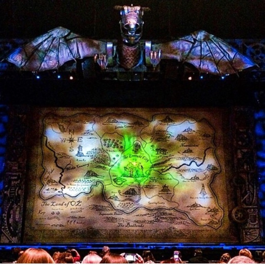 """Ashley Ascott's photo of Hear the Untold Story of the Witches of Oz in """"Wicked"""" at DPAC"""