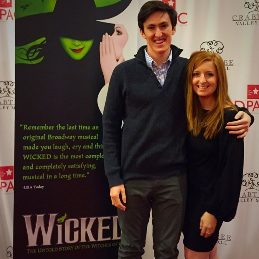 """Ivey Summerlin's photo of Hear the Untold Story of the Witches of Oz in """"Wicked"""" at DPAC"""