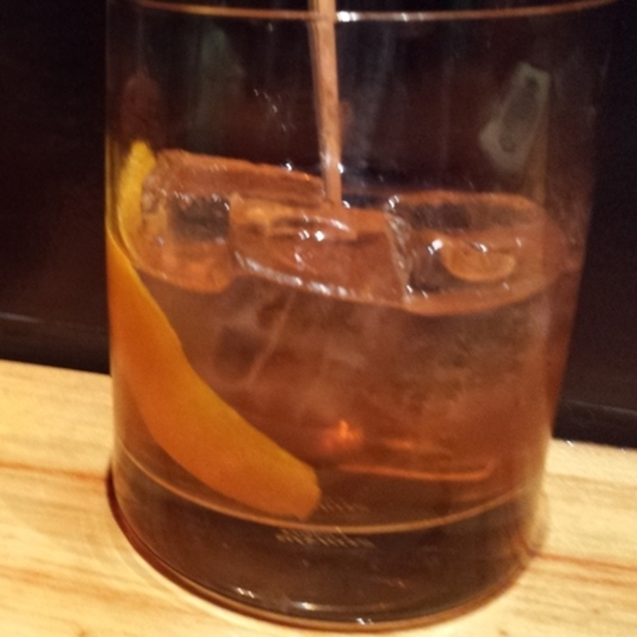 Brett Benefield's photo of Treat Yourself to Good Drinks & Good Eats at Bar Virgile