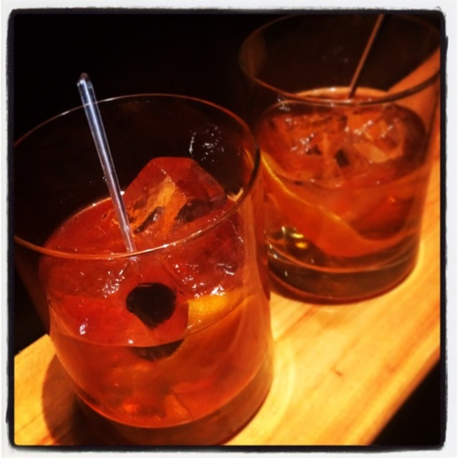 Anne Levenia's photo of Treat Yourself to Good Drinks & Good Eats at Bar Virgile