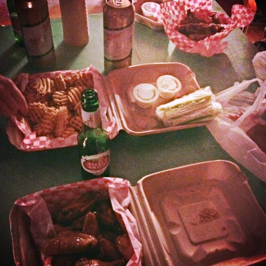 Chelsea Pieroni's photo of Divine Wings at Heavenly Buffaloes