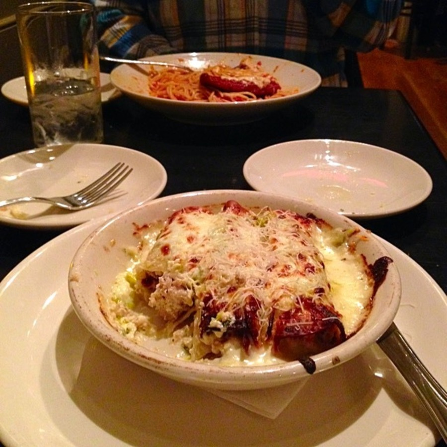 Allison Dubrouillet's photo of Get a Little Taste of Italy in Downtown Raleigh