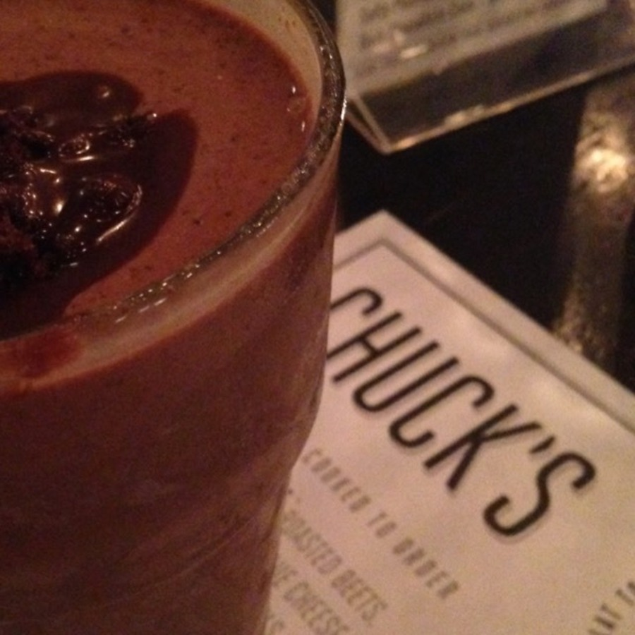 Liz Schroyer's photo of Savor Classy Burgers and Pomme Frites at Chuck's