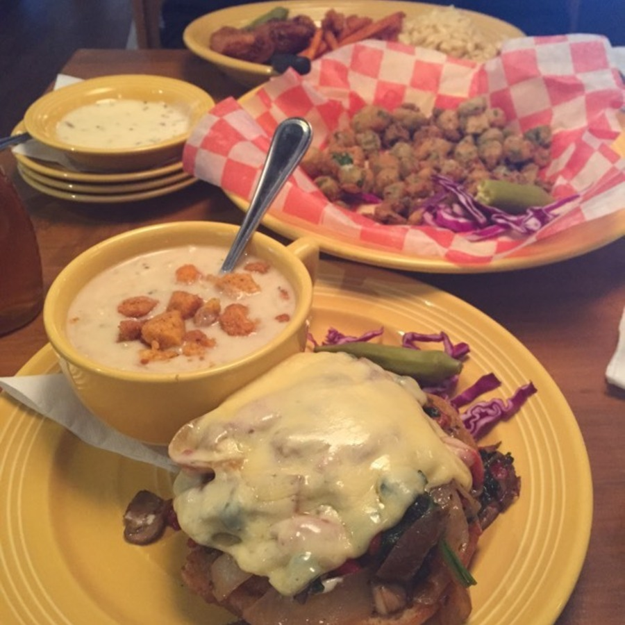 Amy Lai's photo of Take Care of Your Southern Food Needs at Tupelo Honey