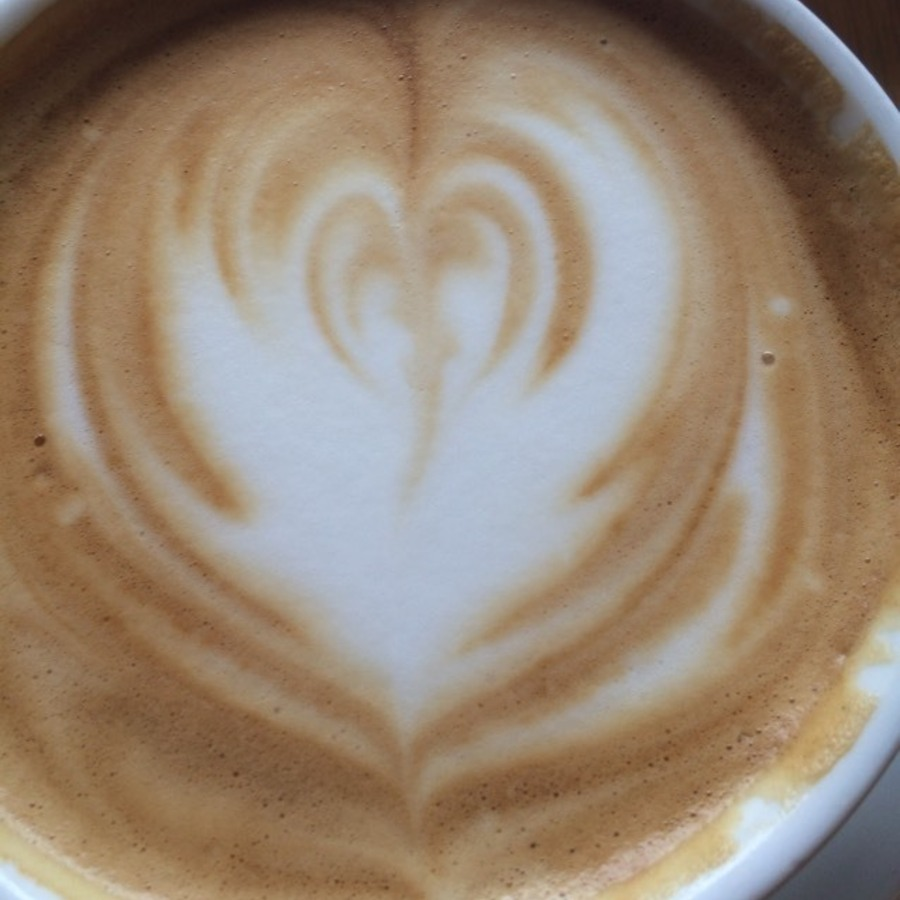 Marcella Trumbower Twamley's photo of Grab a Caffeine Pick-Me-Up at Joe van Gogh