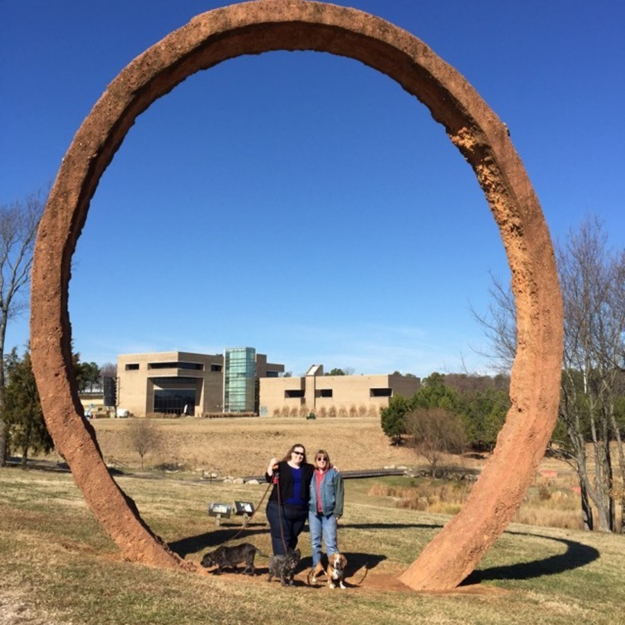 Trisha Lyons Stagg's photo of Visit the NC Museum of Art Park