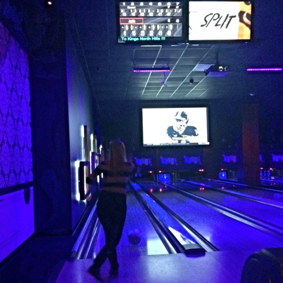 Stuart Ruffin's photo of Rule the Bowling Alley at Kings Bowl