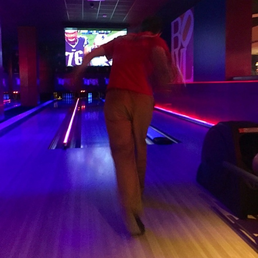 Jackie Smith's photo of Rule the Bowling Alley at Kings Bowl
