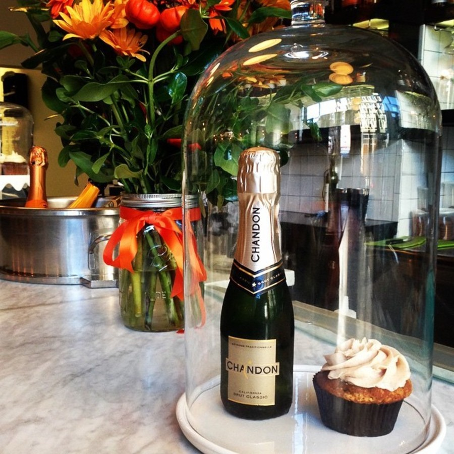 Indulge in Bubbles & Cake at Bittersweet at Bittersweet