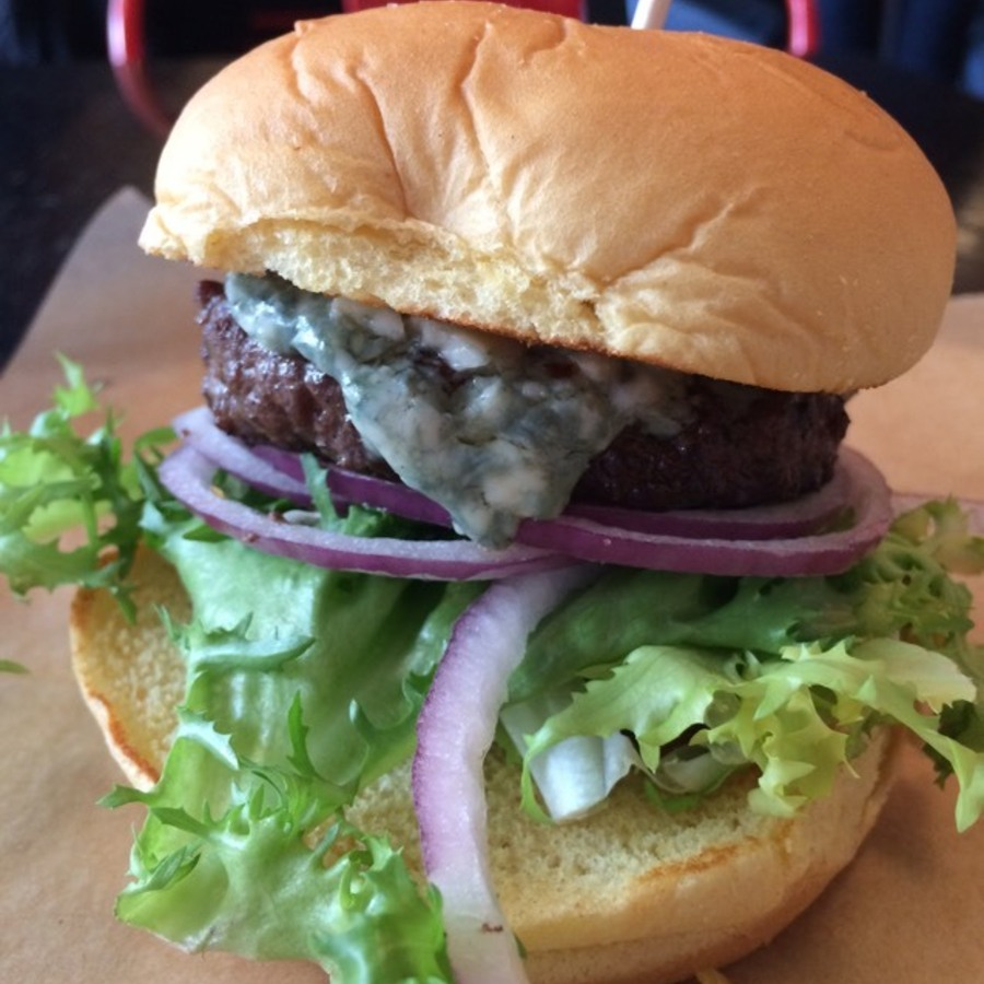 Amanda Bittner's photo of Savor Classy Burgers and Pomme Frites at Chuck's