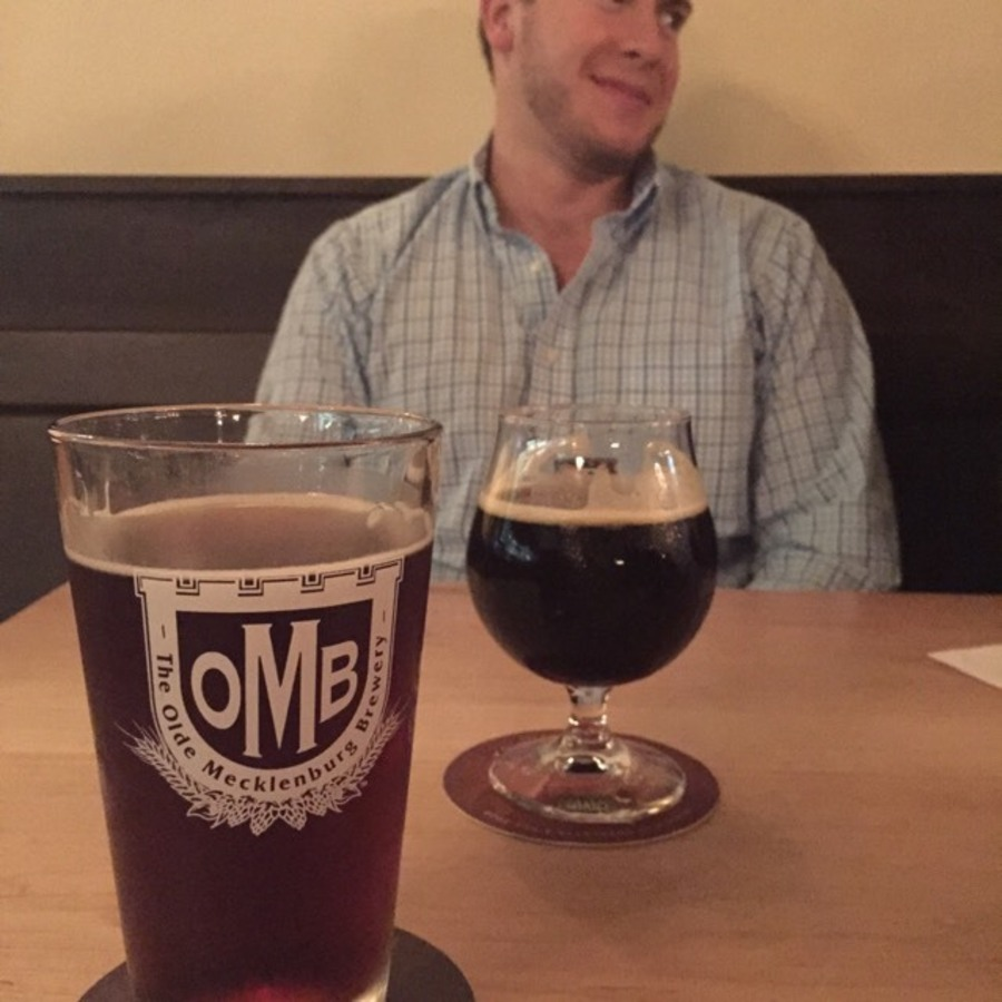 Jess Rose's photo of Gulp German Brews at OMB