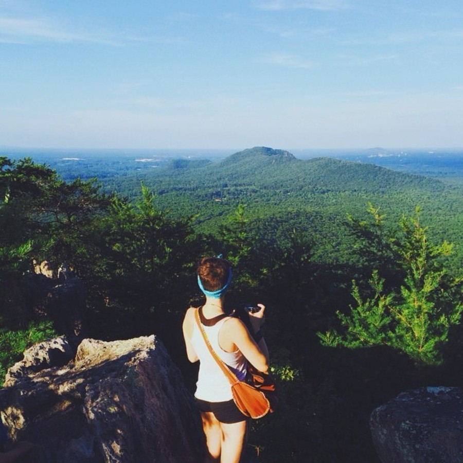 Chelsea Pieroni's photo of Climb Your Way to the Top of King's Pinnacle