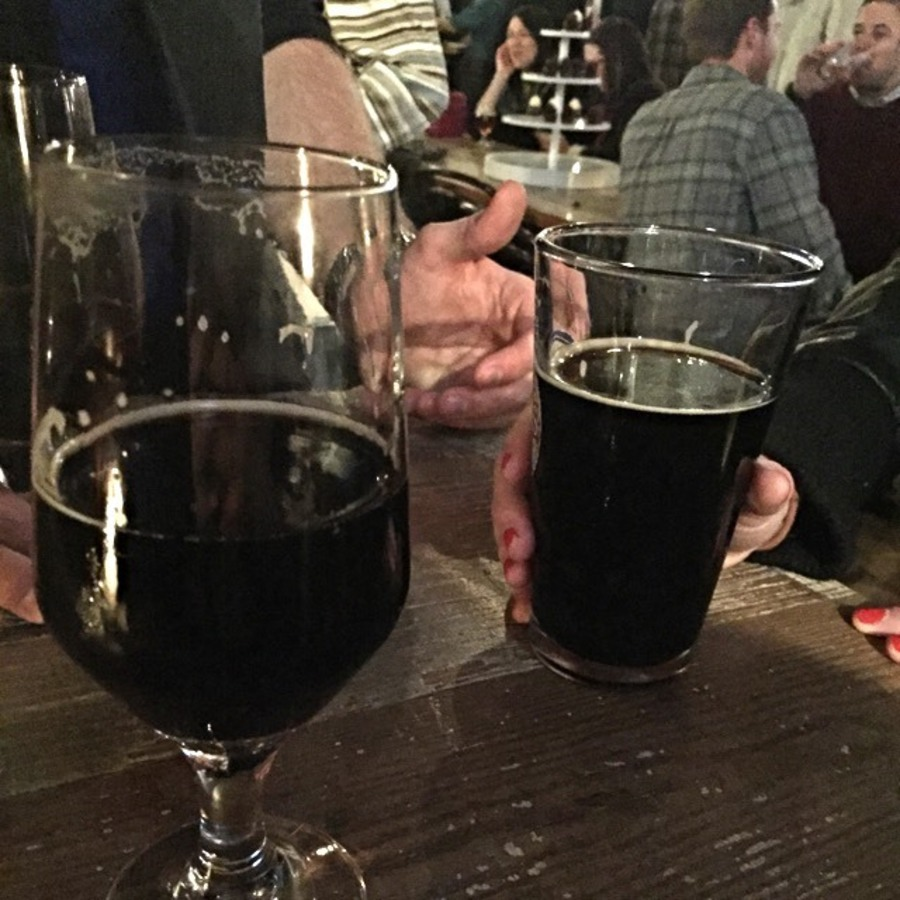 Jess Rose's photo of Celebrate Stag's Head with Brew & Bites