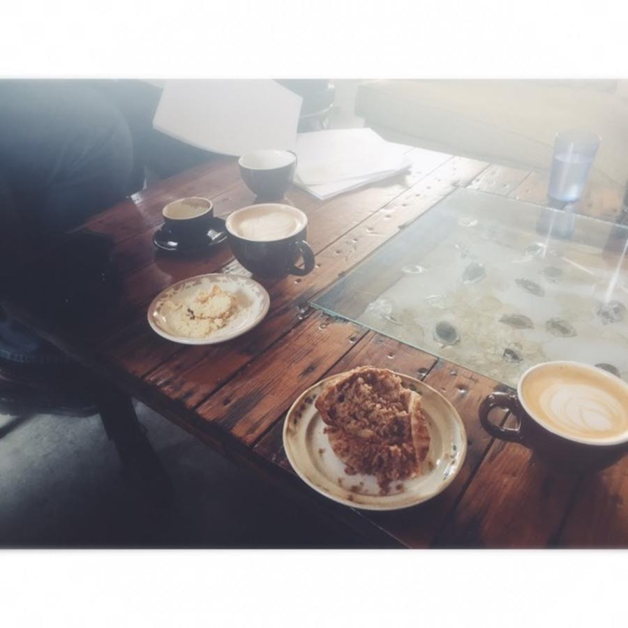 Adrienne Liège Harreveld's photo of Caffeinate & Converse at Cocoa Cinnamon