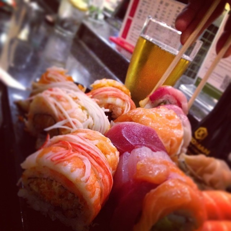 Spoil Yourself with Authentic Sake & Sushi Waraji Japanese Restaurant