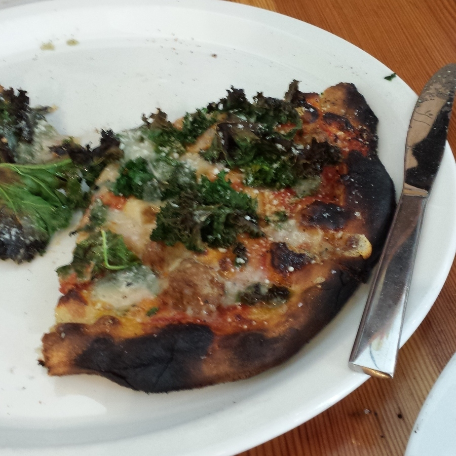 Brett Benefield's photo of Get Fired Up About Pizzeria Toro