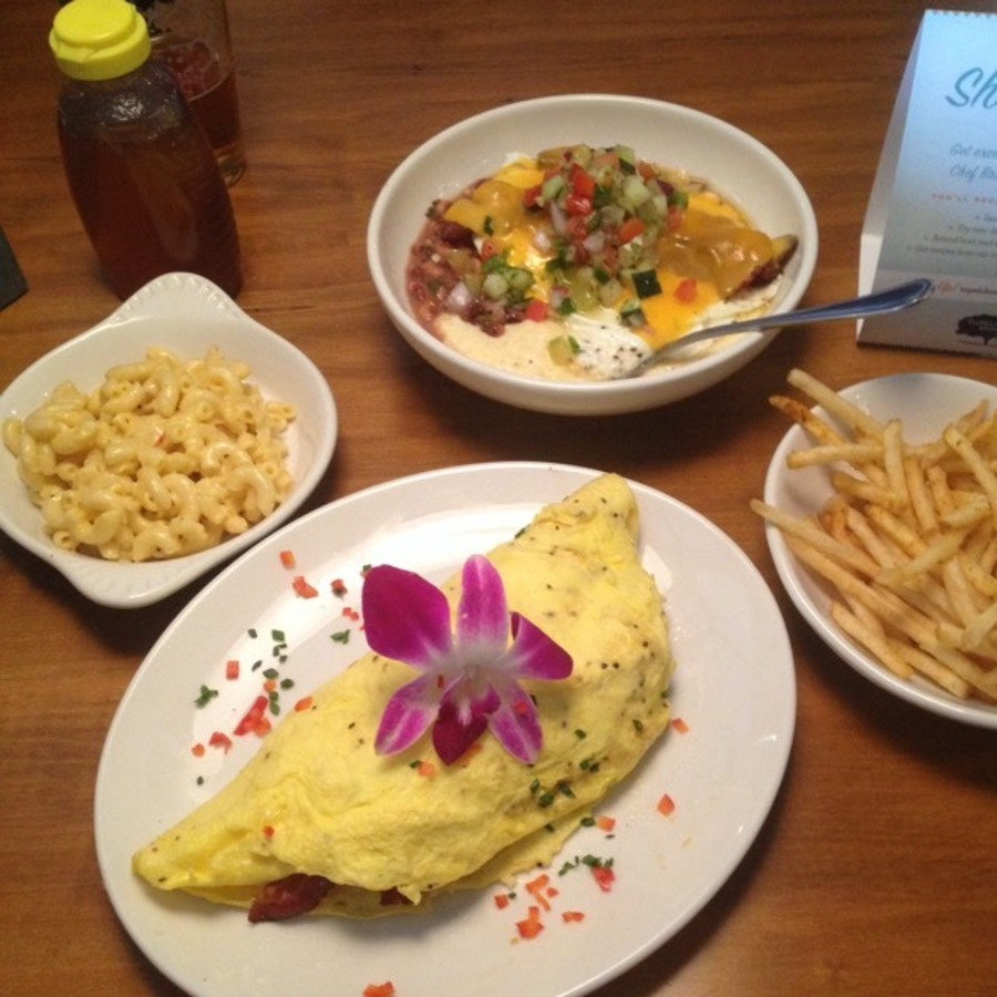 Whitney Baker's photo of Take Care of Your Southern Food Needs at Tupelo Honey