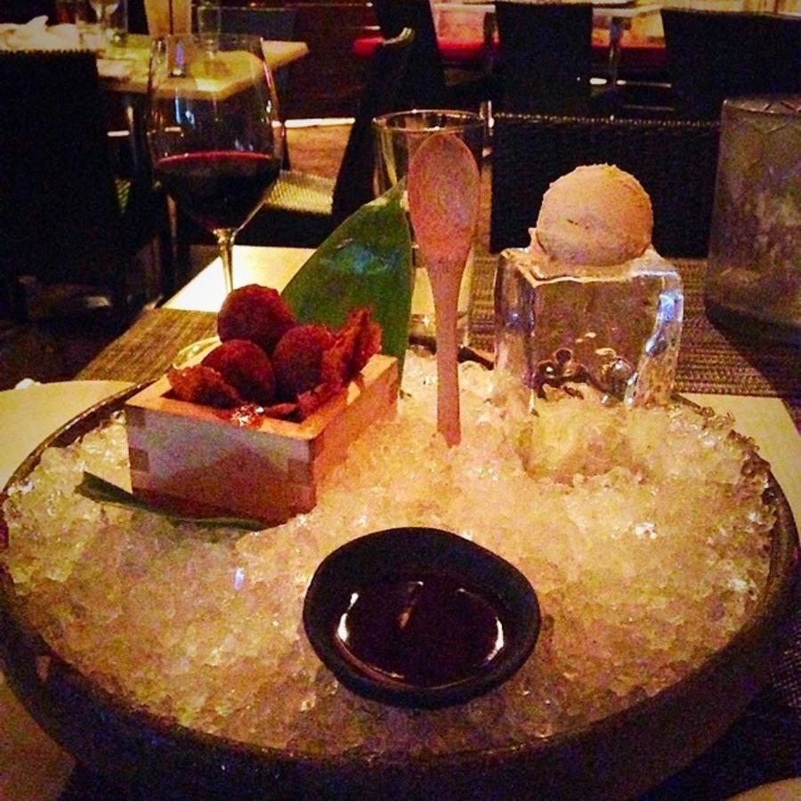Liz Prakash's photo of Binge on Sushi and Small Plates at Baku