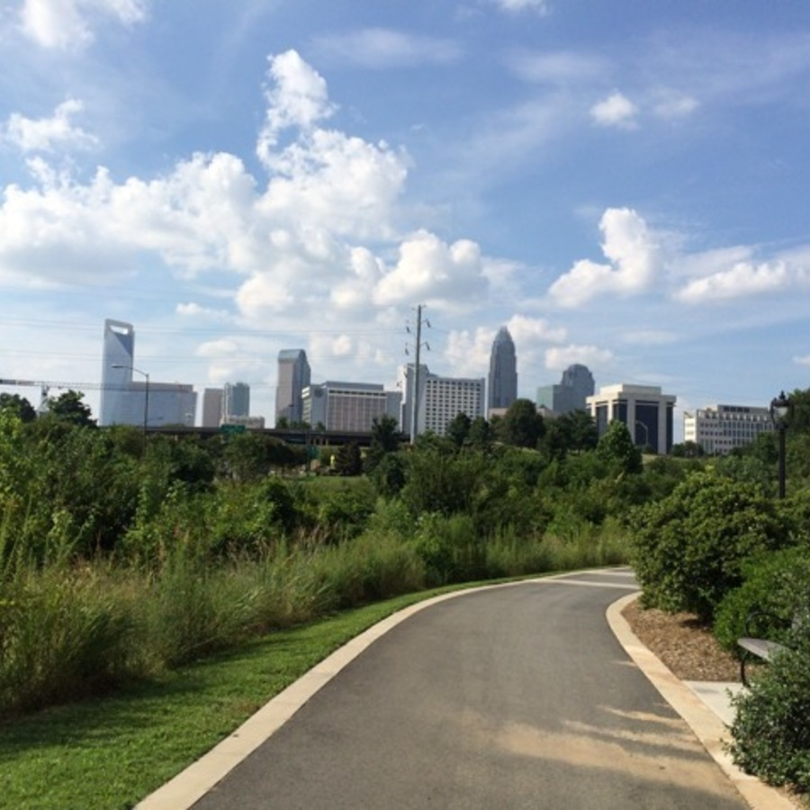 Amy Claire Miller's photo of Run the Little Sugar Creek Greenway