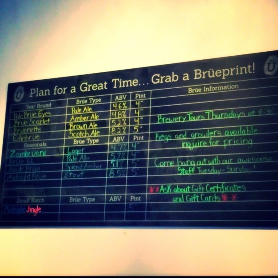 Brittany James's photo of Grab a Pint at Brüeprint in Apex