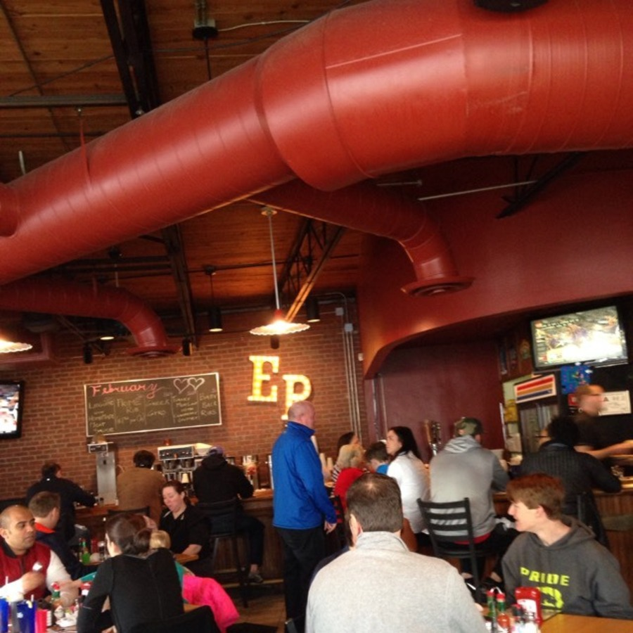 Adam Eberhart's photo of Come for the Brunch and Stay for the Dinner at Eddie's Place