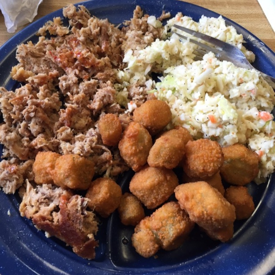 Jennifer Renee's photo of Stray Off the Beaten Path for Some Down-Home NC BBQ