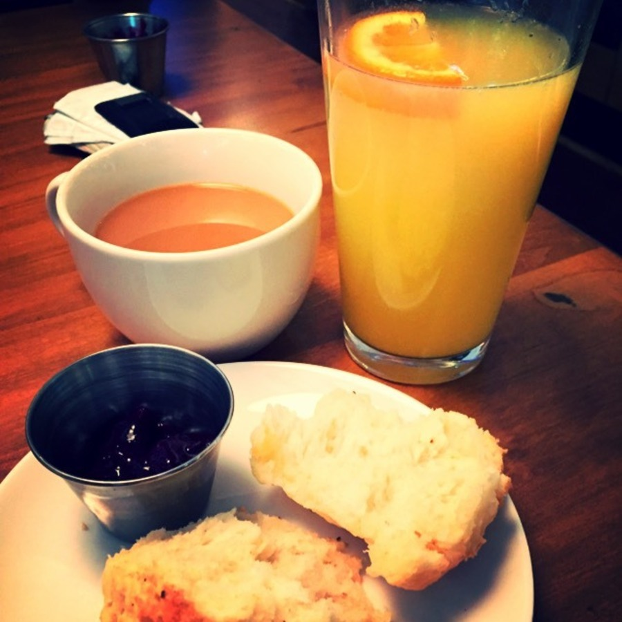 Laura Burkett's photo of Take Care of Your Southern Food Needs at Tupelo Honey