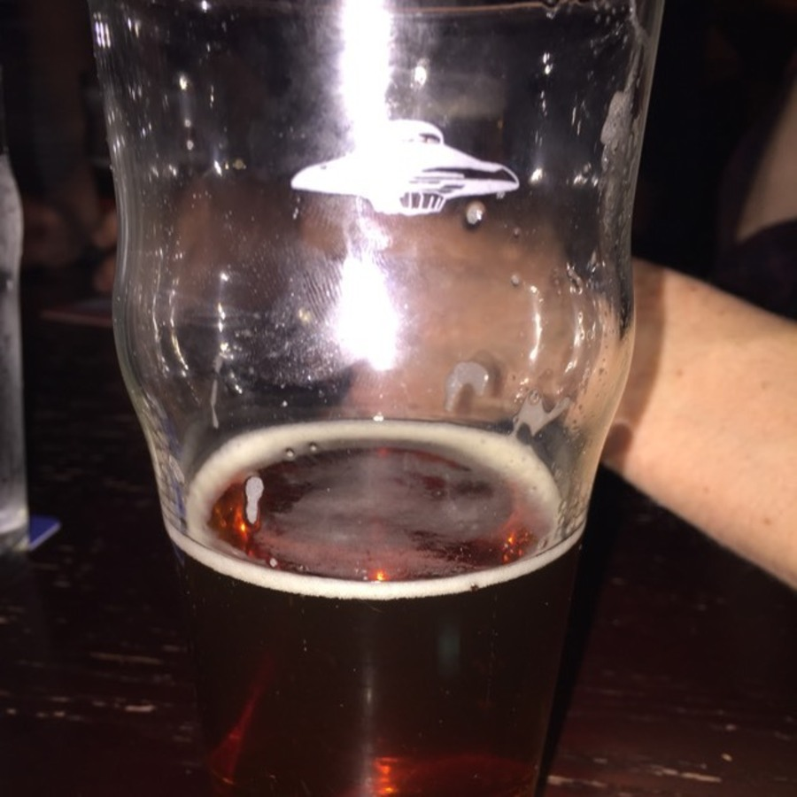 Ashton White's photo of Start a Beer Drinking Journey at The Flying Saucer