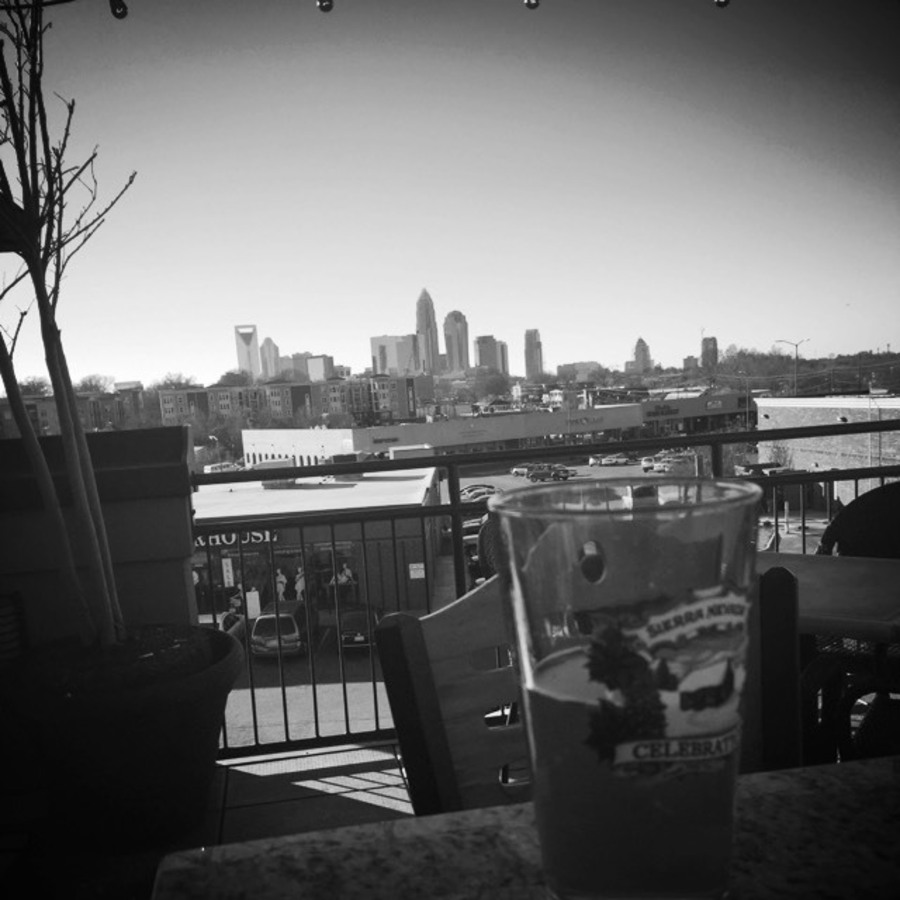 Paula Pedisic's photo of Drink Up the View at Peculiar Rabbit