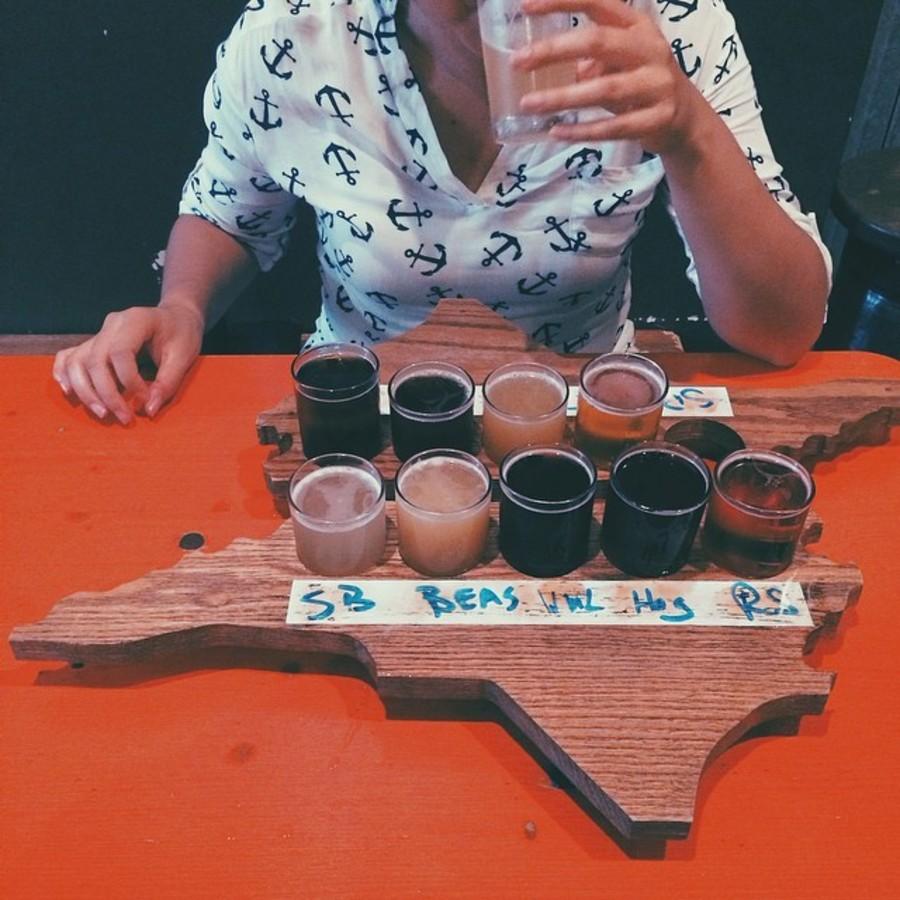 Geeks-N-Taps: Beer & DNA Fullsteam Brewery