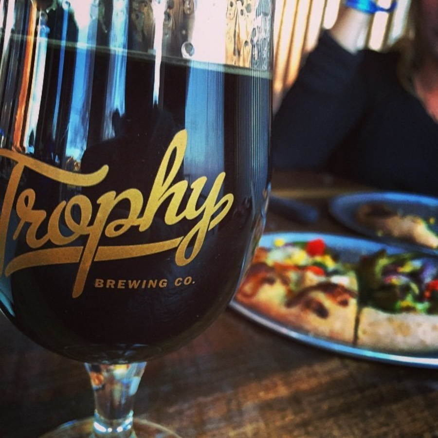 Pizza (and Beer) Party At Trophy Trophy Brewing