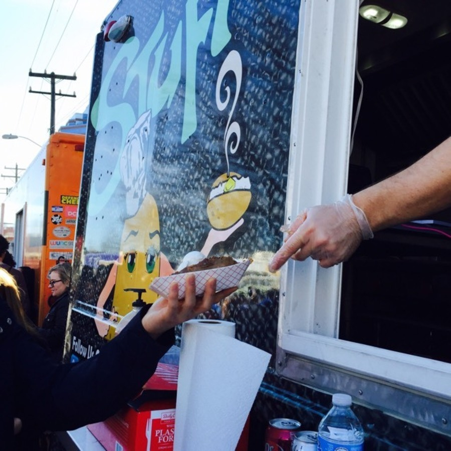 Heather Alico's photo of Eat Up at the Durham Food Truck Rodeo
