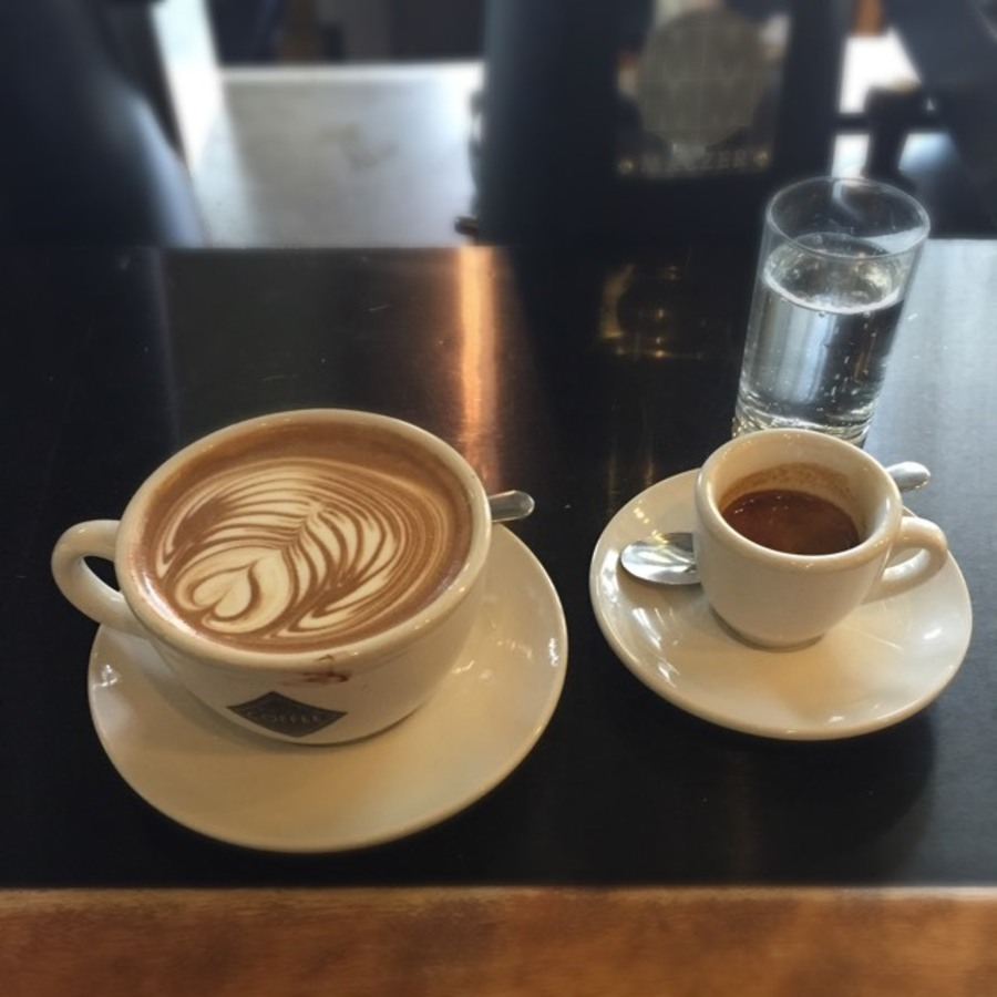 Paula Pedisic's photo of Cup Your Hands Around Any Warm Drink, Not Just Coffee!