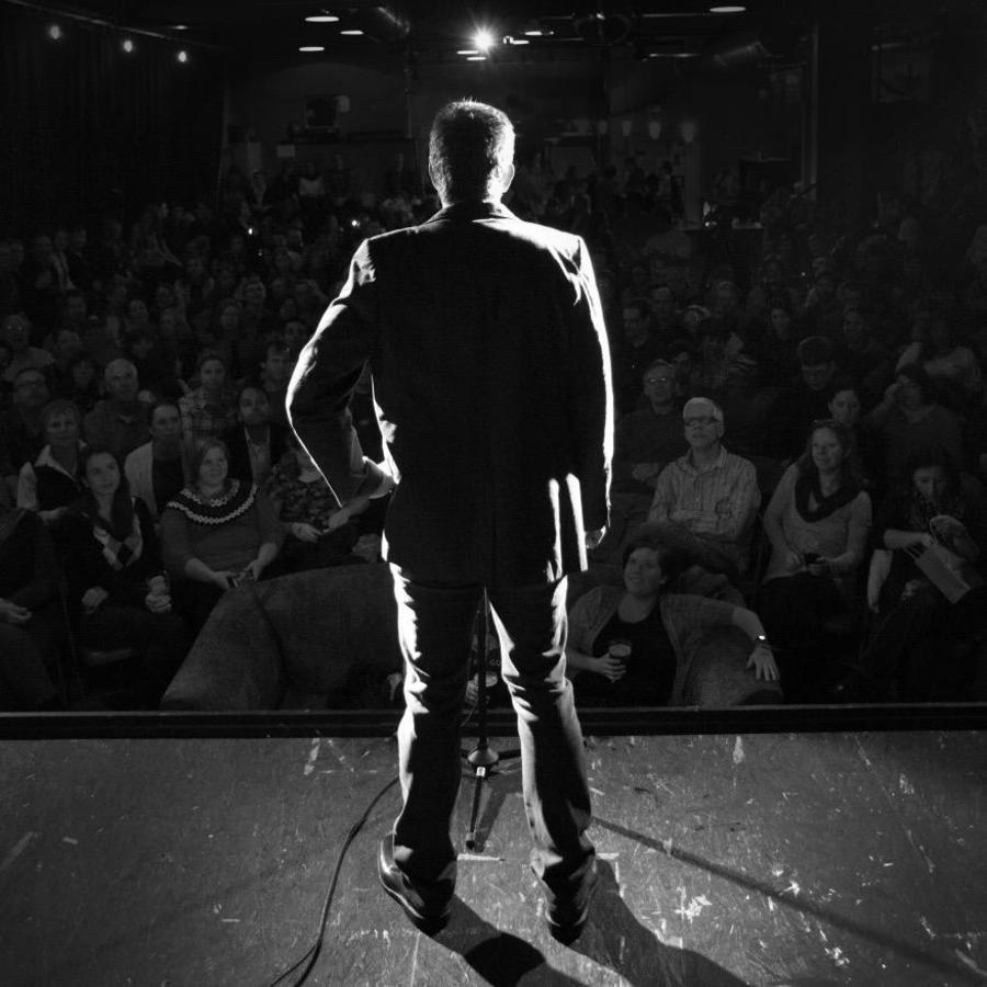 Get Story Slammed at The Monti: StorySLAM: My Greatest Moment Motorco Music Hall