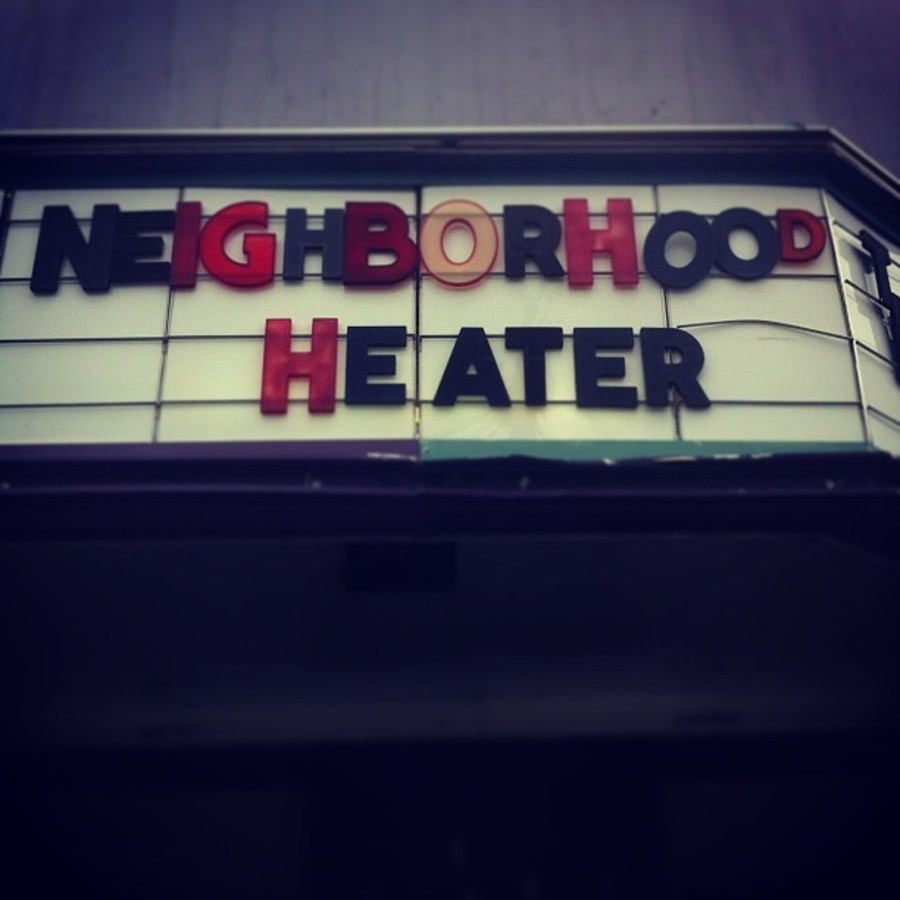 Catch a Show at the Neighborhood Theater: Who Got the Props?  Neighborhood Theater